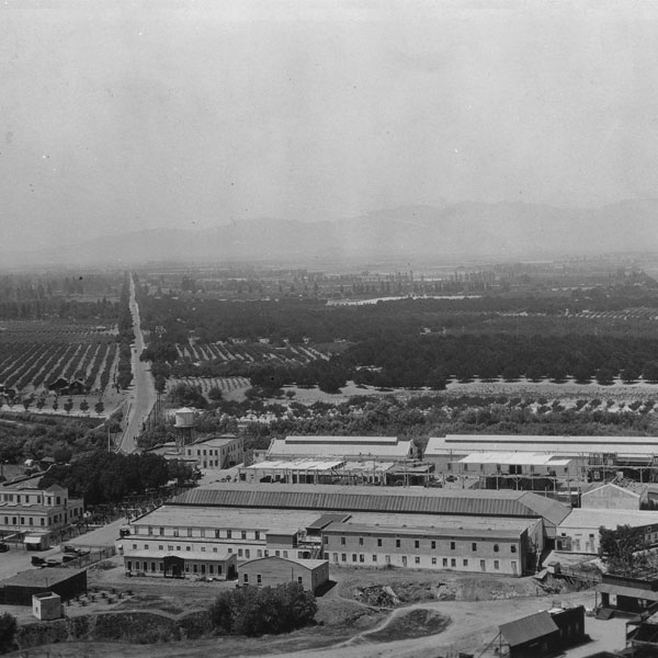 The History of Universal Studios Hollywood